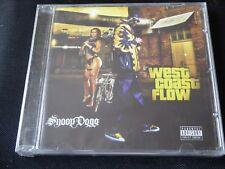 Snoop Dogg - West Coast Flow SEALED NEW CD PROBLEM SCAR UNCLE CHUCK J BLACK TONE