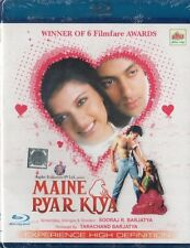 MAINE PYAR KIYA - BOLLYWOOD BLU-RAY - Bollywood indian movie - Salman Khan.