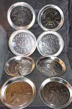8 VINTAGE MRS SMITH'S MELLO RICH PIE PANS NEW !