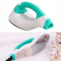Mini Electric Iron Portable Clothes Dry Handheld Steamer Steam Irons-AU