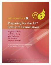 Fast Track to a 5 AP Test-Prep Book for Peck's Statistics: Learning from Data (A