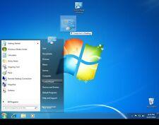 Microsoft Windows 7 32-bit Ultimate + SP1 Re-install/Recovery/Repair USB