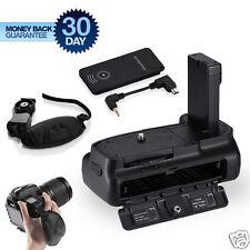 MB-D31 Battery Grip for Nikon D3100 D3200 D5100 EN-EL14 Camera+ IR Remote+ Strap