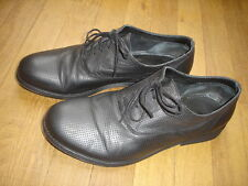 ZARA chaussures taille 43 large cuir très souple grand convient 43,5/44 Ref :N20