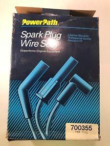 Belden 700355 Spark Plug Wire Set Standard 9516 Fits 81-90 Audi Volkswagen l5