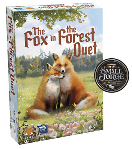 FOX in the FOREST DUET, 2 Player Co-operative Card Game, NEW