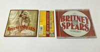 "Britney Spears CD ""CIRCUS"" With Japan Limited Bonus Track OBI"