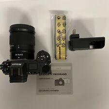 Nikon Z6 FX-Format Mirrorless Camera Body w/ NIKKOR Z 24-70mm f/4 S - Kit