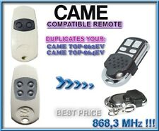 Came TOP-862EV / Came TOP-864EV compatibile telecomando, Clone 868,3Mhz