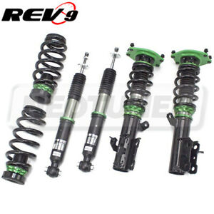 Rev9 R9-HS2-101 Hyper-Street 2 Coilovers Camber Pla For Chevrolet Malibu 2016-19