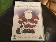 Father Christmas (DVD, 2010) RAYMOND BRIGGS . BRAND NEW FACTORY SEALED