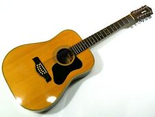 Guild Madeira 12 String AM-12 Acoustic Guitar w/ Case
