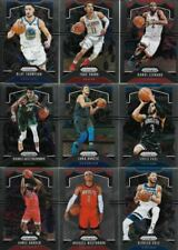 PANINI PRIZM BASKETBALL 2019-20 BASE CARDS - You Pick - Veterans Legends Stars