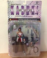 Kabuki action figure signed by David Mack Clayburn Moore CM0002 Collectible 2000