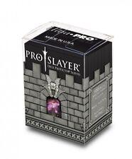 100 Ultra Pro Standard Pro-Slayer Sleeves - black / schwarz für MtG Magic Karten