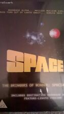 Space 1999 The Bringers of Wonder Special Edition Blu Ray NEW & SEALED