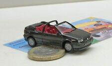 Wiking 053-1: VW Golf III cabriolet, negro