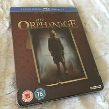 The Orphanage / El Orfanato - limited edition blu-ray steelbook