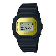 NEW CASIO G-SHOCK DW5600BBMB-1   GOLD FACE   MELBOURNE SELLER