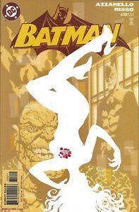 Batman Comic 620 Cover A First Print 2003 Brian Azzarello Eduardo Risso DC