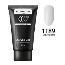 polygel acrylic gel cco sehr gute Qualität 1st 60g clear