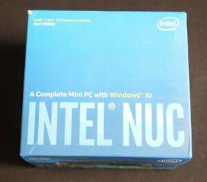 Intel NUC 7 Mainstream Mini PC NUC7i5BNKP Core i5, 8GB RAM, 256GB SSD