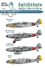 Eagle Cal 1/32 Messerschmitt Bf 109G-14/G-10 # 32081