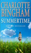 Summertime, Charlotte Bingham | Paperback Book | Acceptable | 9780553812763