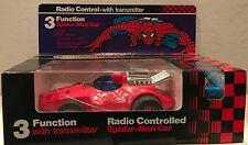 VINTAGE 1979 AHI POWER COMMAND SPIDER-MAN RADIO CONTROLLED SPIDER CAR!
