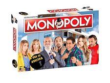 Juegos de mesa multicolores, cine y televisión con 6 jugadores