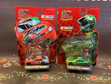 Racing Champions 1:64 JOHN DEERE Chad Little #97 Ricky Rudd #10 Tide Diecast SET