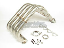 1320 H2B Swap Tri-Y Exhaust Header Step Collector Accord Prelude Integra Civic