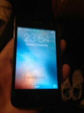 Apple iPhone 4s - 8GB - Black (Vodaphone) A1387 (CDMA   GSM)