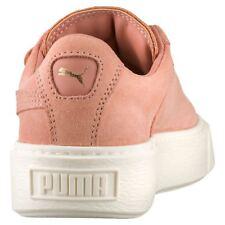 PUMA Suede Platform Big Strap Women's Trainers Mujer Zapatos Nuevo