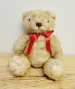 Vintage 1984 Bears of the Month Jointed Teddy Bear by Gorham