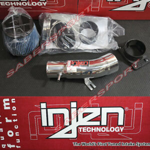 Injen SP Polish Short Ram Air Intake for 00-05 Eclipse V6 / 01-04 Stratus R/T
