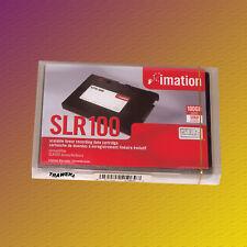 Imation SLR 100, Datenkassette, Data Cartridge, NEU & OVP