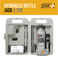 Hydraulic Bottle Jack 3 Ton Capacity Car Truck Lift Lifts Up To 12.5 inches Tool