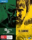 BREAKING BAD The Complete Series + EL CAMINO Movie BLU-RAY BOXSET (Region Free)