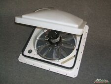 FANTASTIC FAN-TASTIC RV TRAILER ROOF VENT 6000 WHITE
