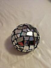 Outdoor Garden Gazing Globe Mirroed Ball, 6 Inch