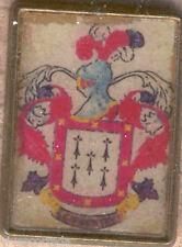 Heraldry PIN metallic del last name : CIFUENTES