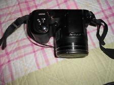 Nikon Coolpix L100 10 MP Digital Camera with 15x Optical Vibration reduction