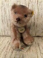 Steiff Classic 1952 Replica Teddy Bear Jungbar 034305 mohair