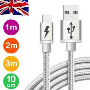 For Samsung Galaxy S8 S9 Plus A5 2017 / A3 2017 Fast Charger USB Data Cable Lead