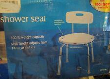 Carex Shower/Bath Chair Seats | eBay