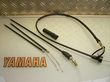 Conjunto de acelerador de crucero carburador + de aceite rd 350 73/74 Throttle cable set carburetor + oil Pump