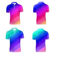 Brand Mens Golf Summer Shirts Lot Short Sleeve T-shirts Comfy S M L XL XXL XXXL