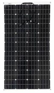 Genuine 120w Flexible Solar Panel