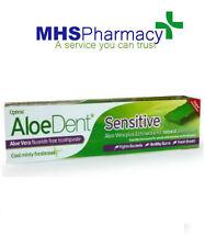Optima AloeDent Aloe Vera Sensibile Dentifricio 100ml